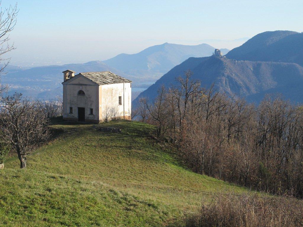 Chiesa di S. Martino (Campo Rossetto)