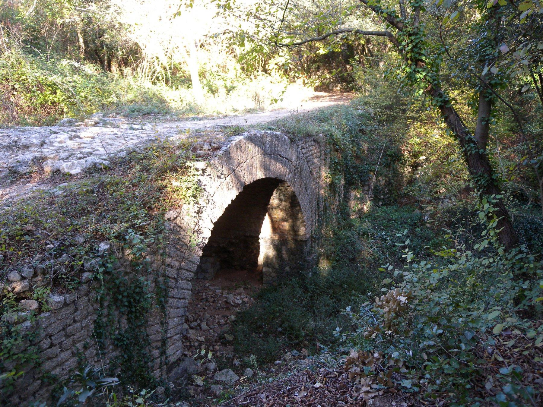 Ponte romano delle Voze
