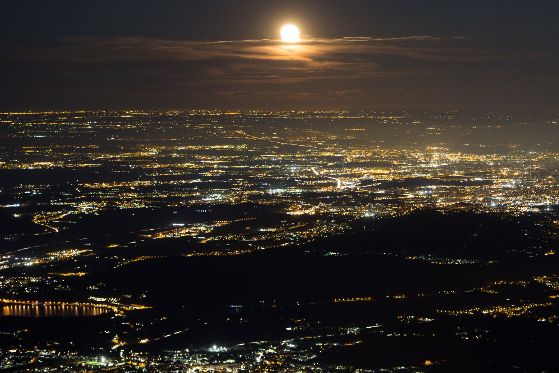 Meravigliosa luna