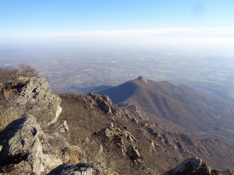 Brunello (Monte) da Tavernette per la Rocca Due Denti 2015-11-28
