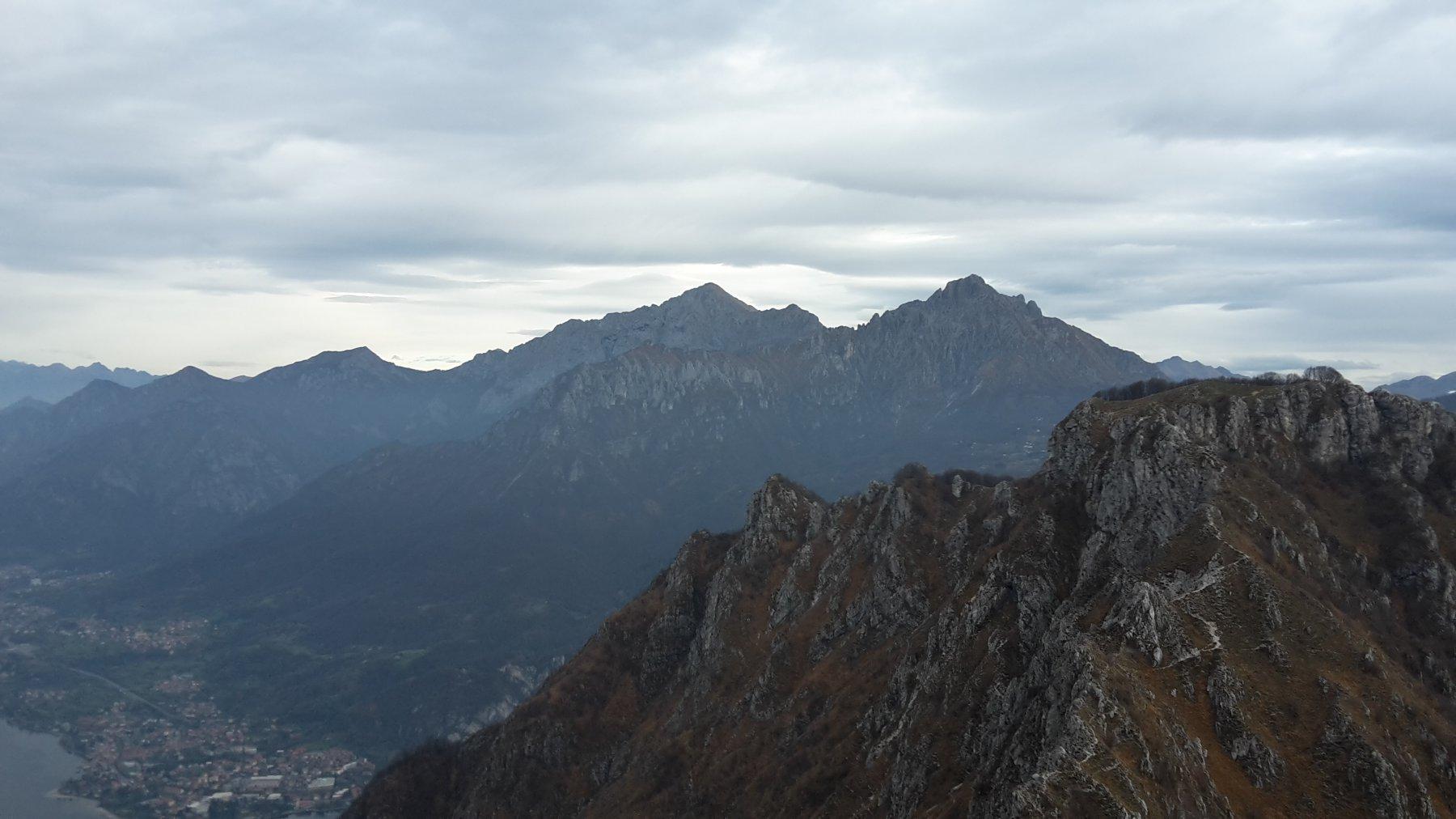 Moregallo e Grigne
