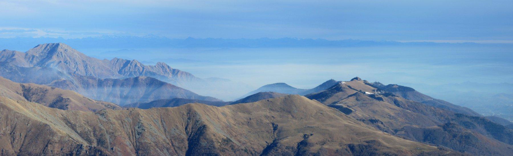 Panorama verso Bielmonte