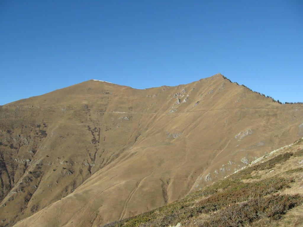 Monte Cugulet e cima Lubin