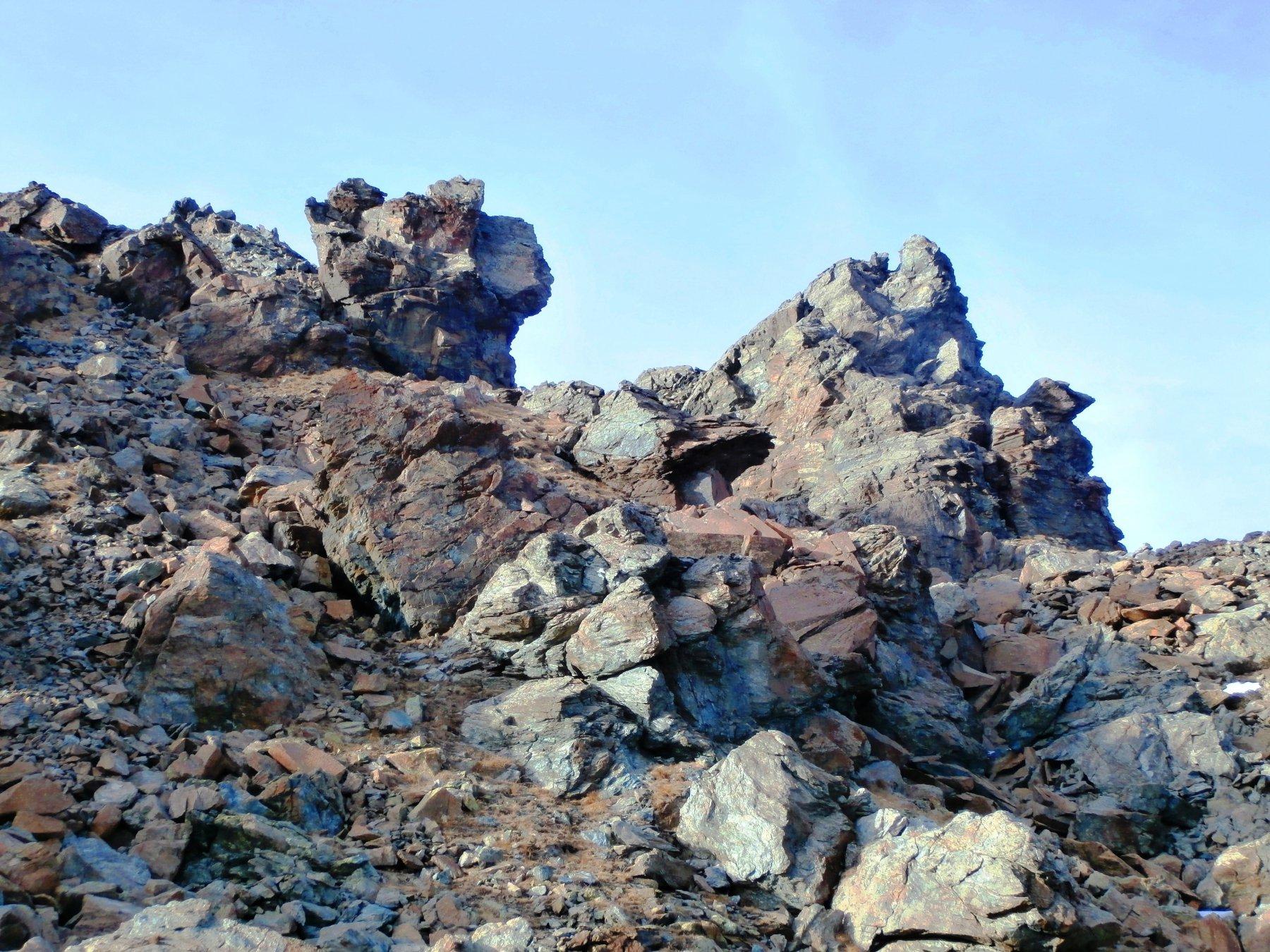 Palestra di roccia...