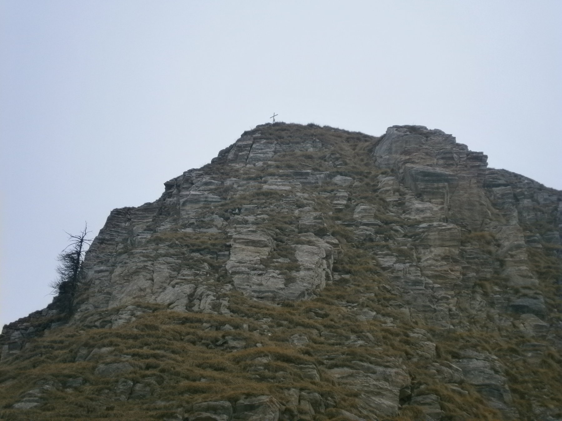 Arrivando a rocca Bert