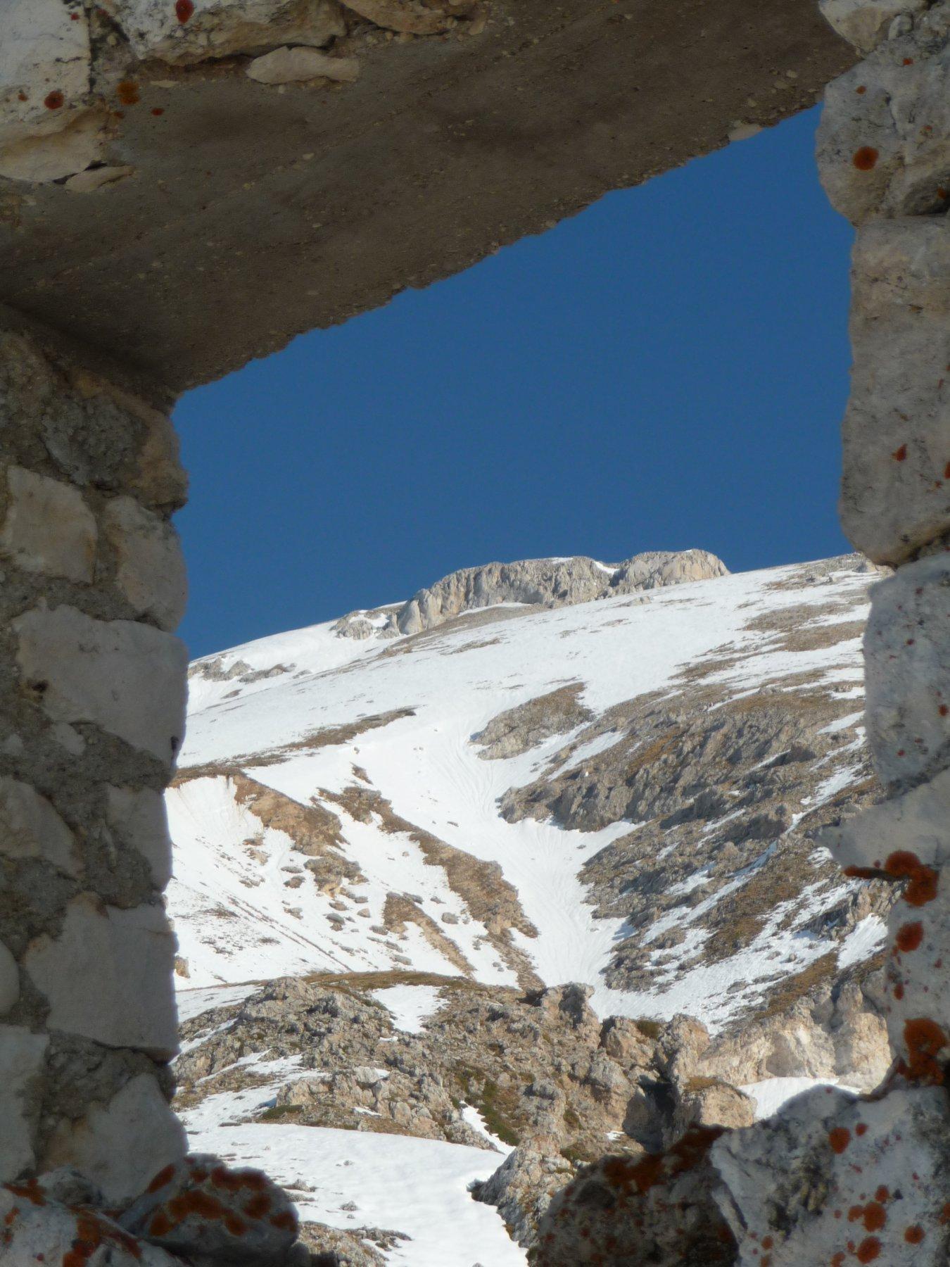 Camicia (Monte) da i Caldai per il Colle del Paginone 2015-12-08