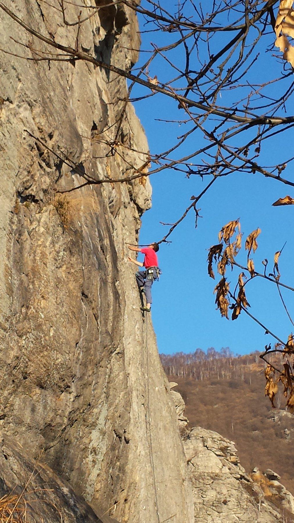 Bracco (Monte) settore Il Castello 2015-12-12