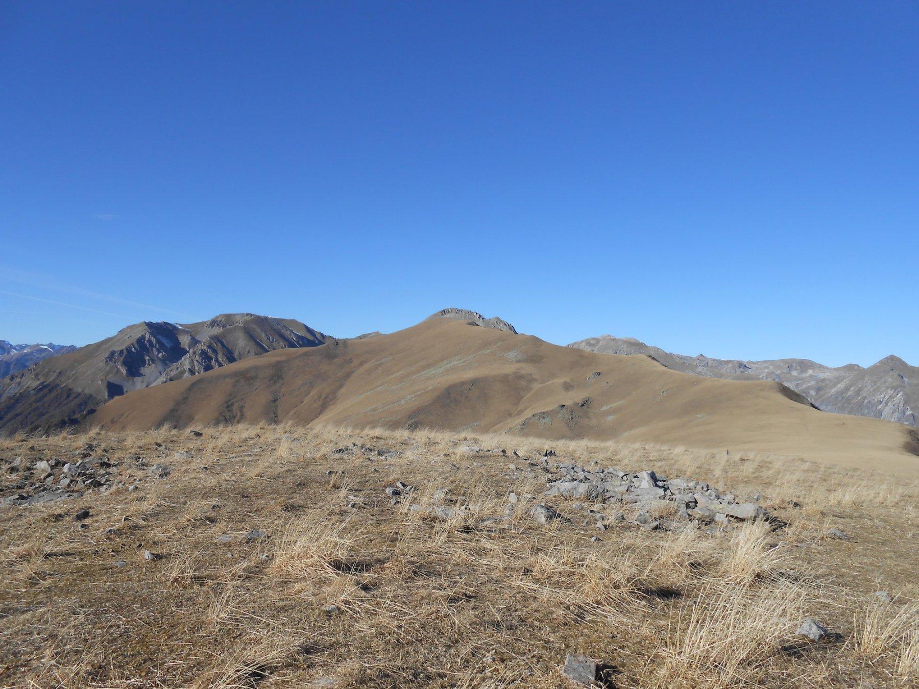 dorsale verso il Monte Savi