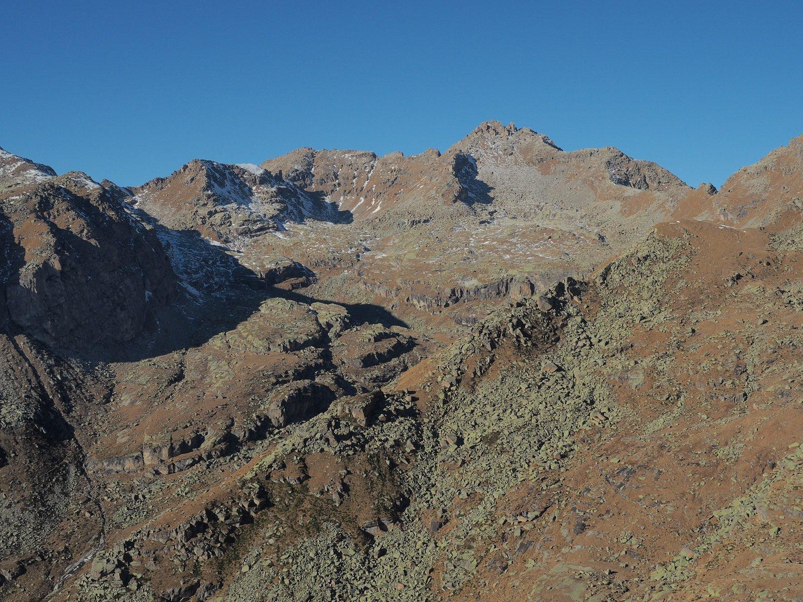 Vallone di Missirola e Monte Bessun (forse)