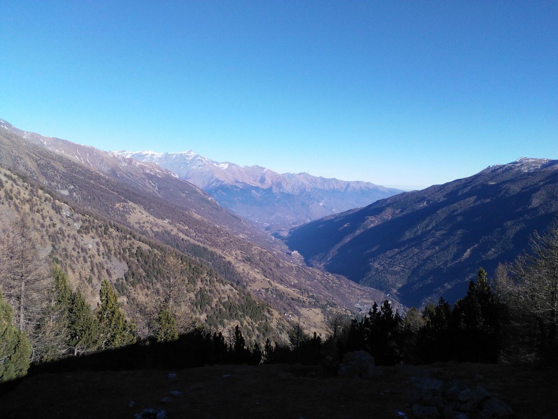 la valle dal pramand