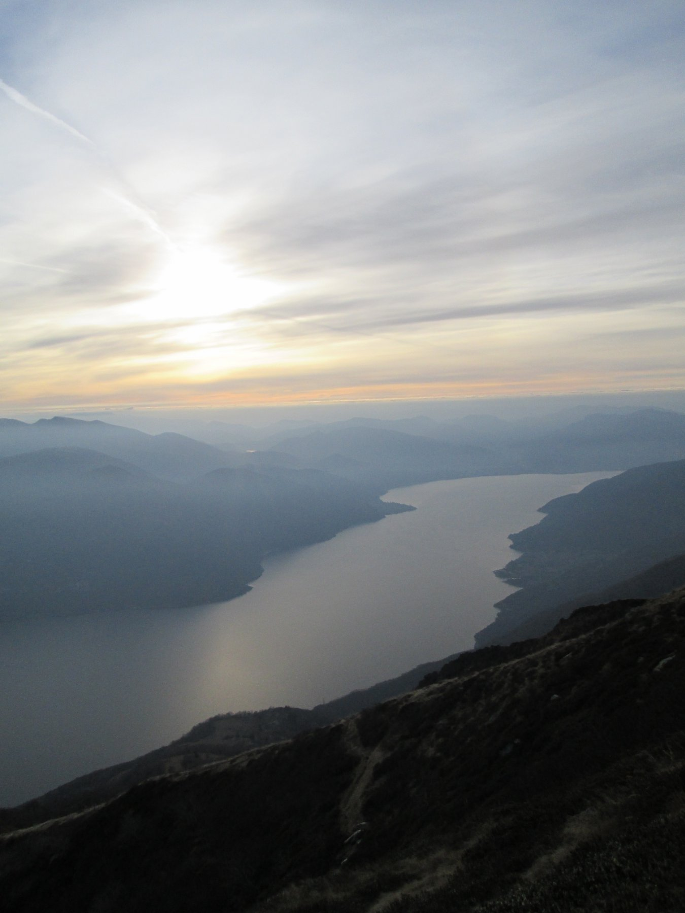 lago maggiore versante italiano