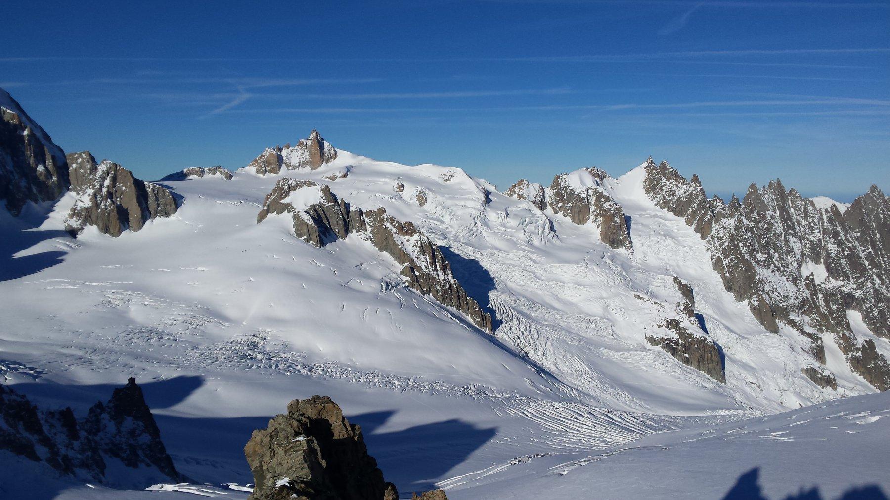 condizioni Vallée Blanche