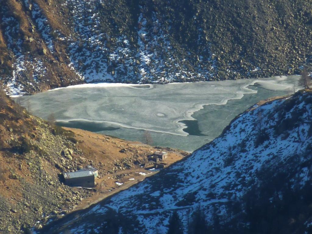 lago di S.Bernolfo ( no pattinaggio! )