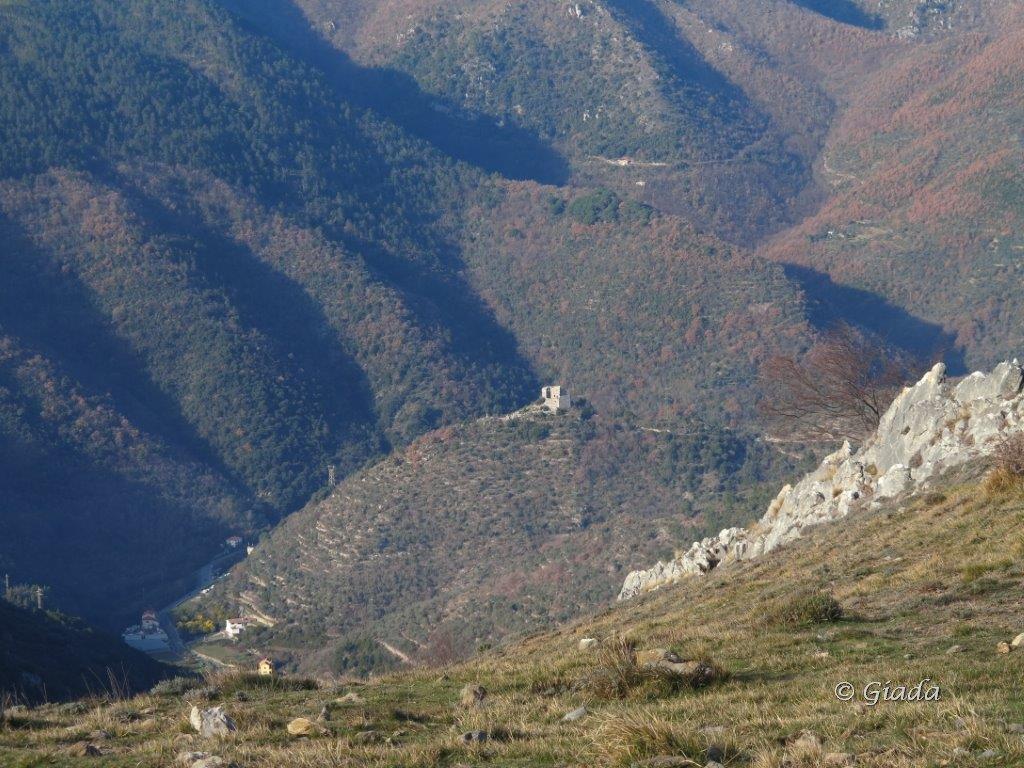 Ceresa (Poggio) e Poggio Grande da Salea, anello per la Valle Ibà 2015-12-26