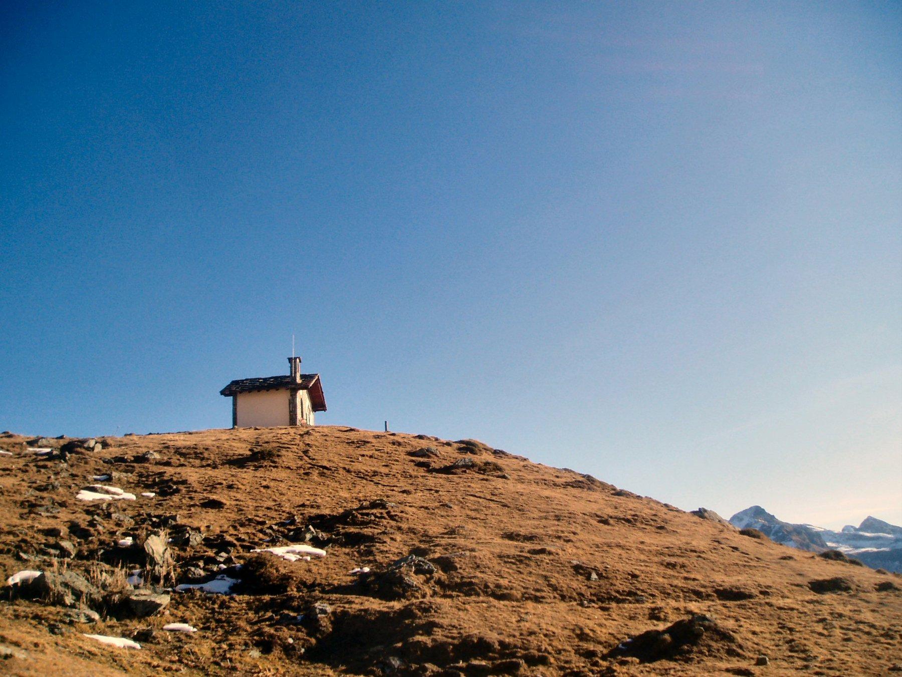 Cappelletta nei pressi dell'Alpe Vascoccia.