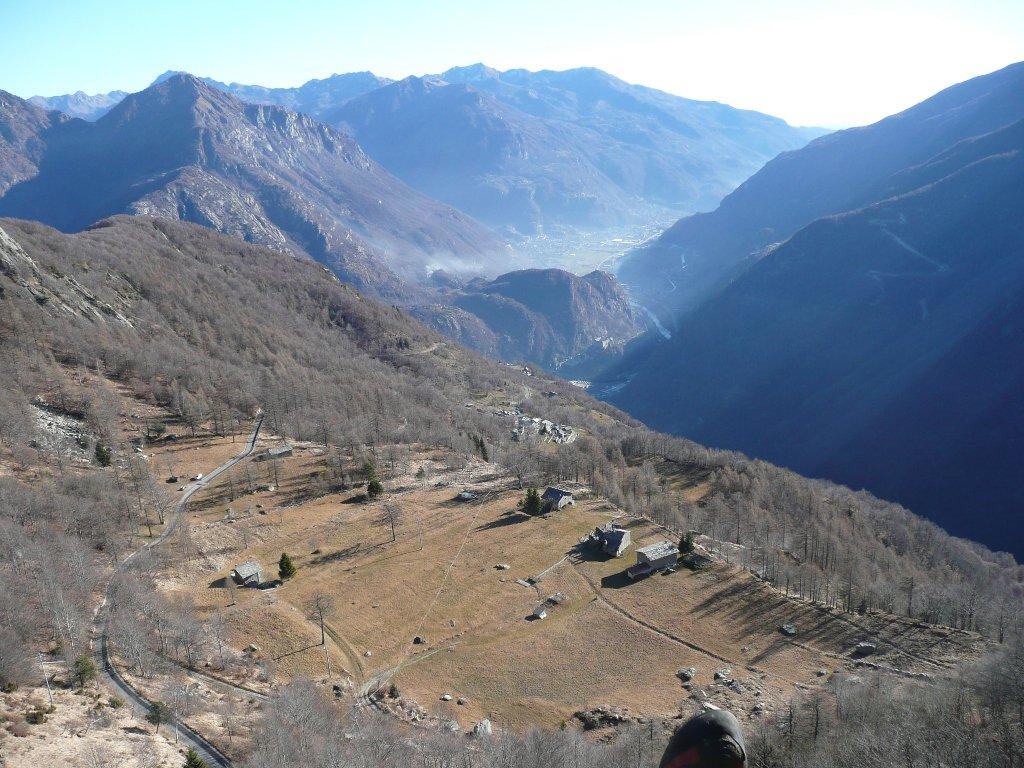 Panorama bassa VdA