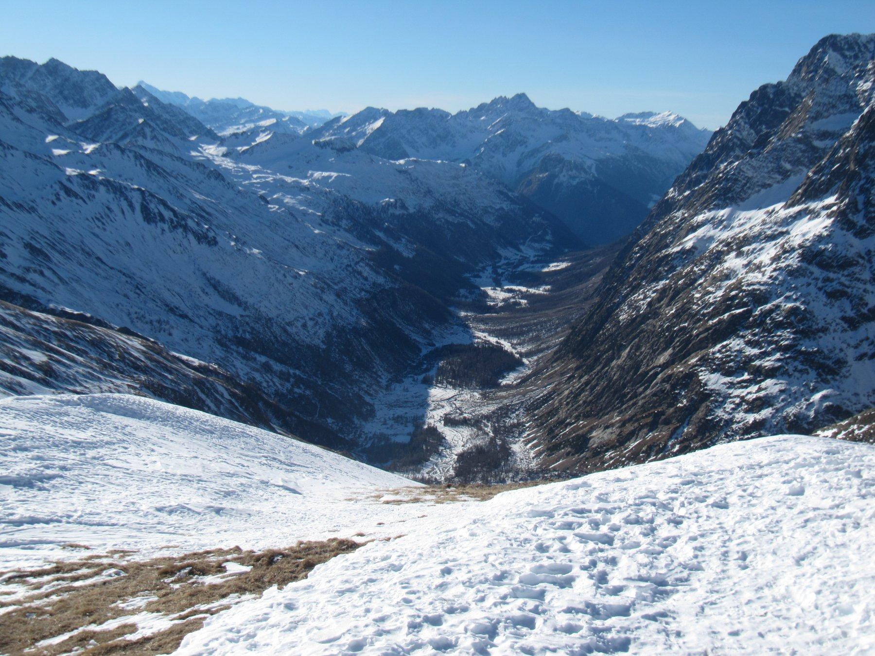 Val Ferret italiana