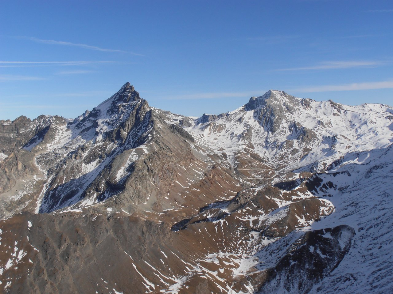 03 - dalla cima Rognosa d'Etiache e Sommeiller
