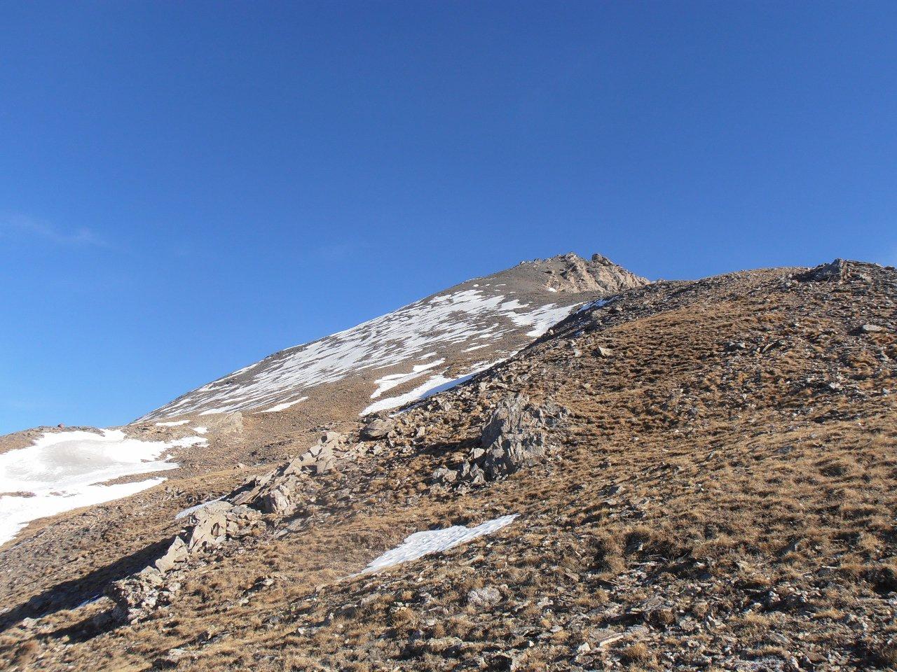 07 - si vede già la cima