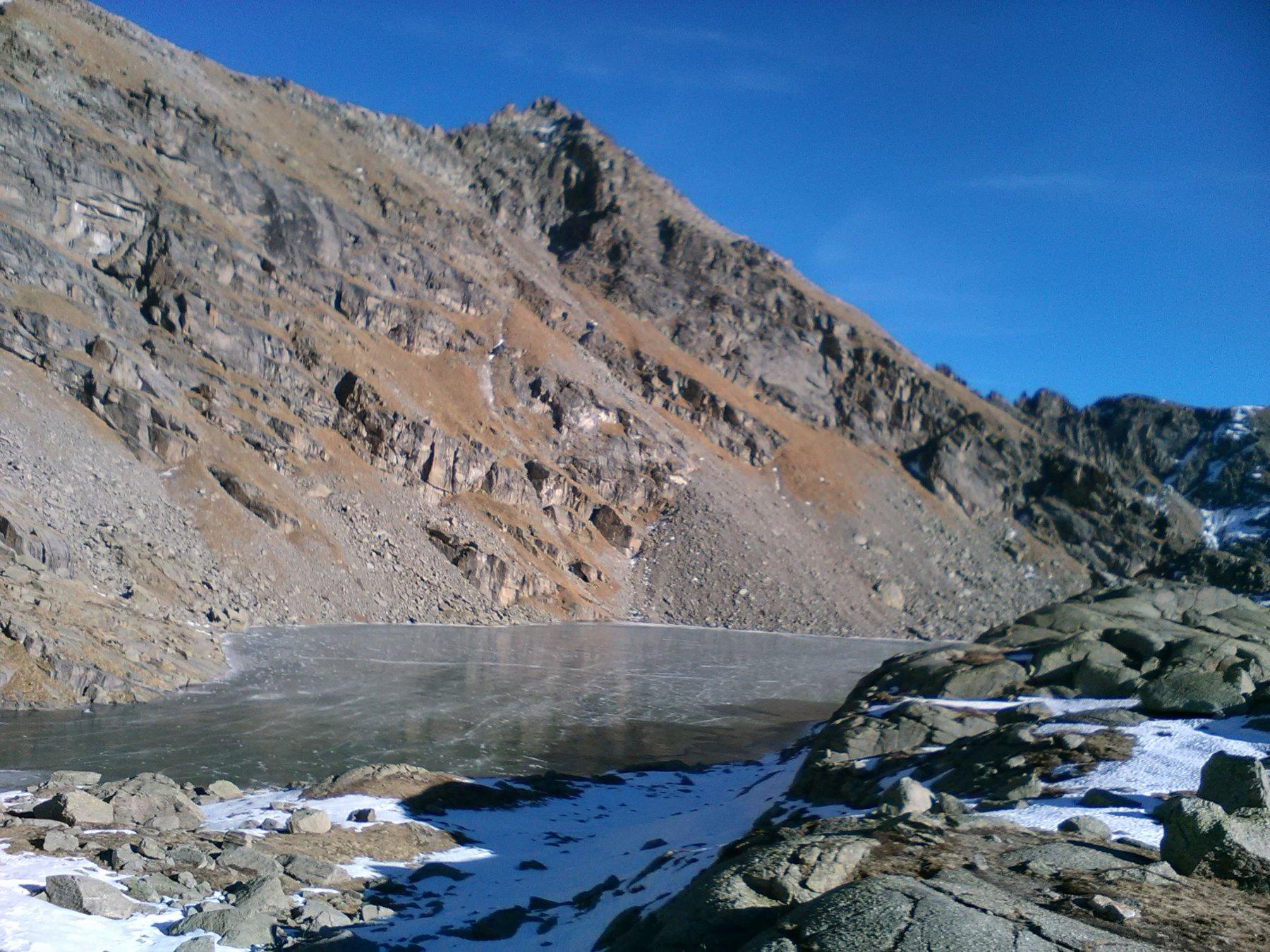 Gran Lago Unghiasse
