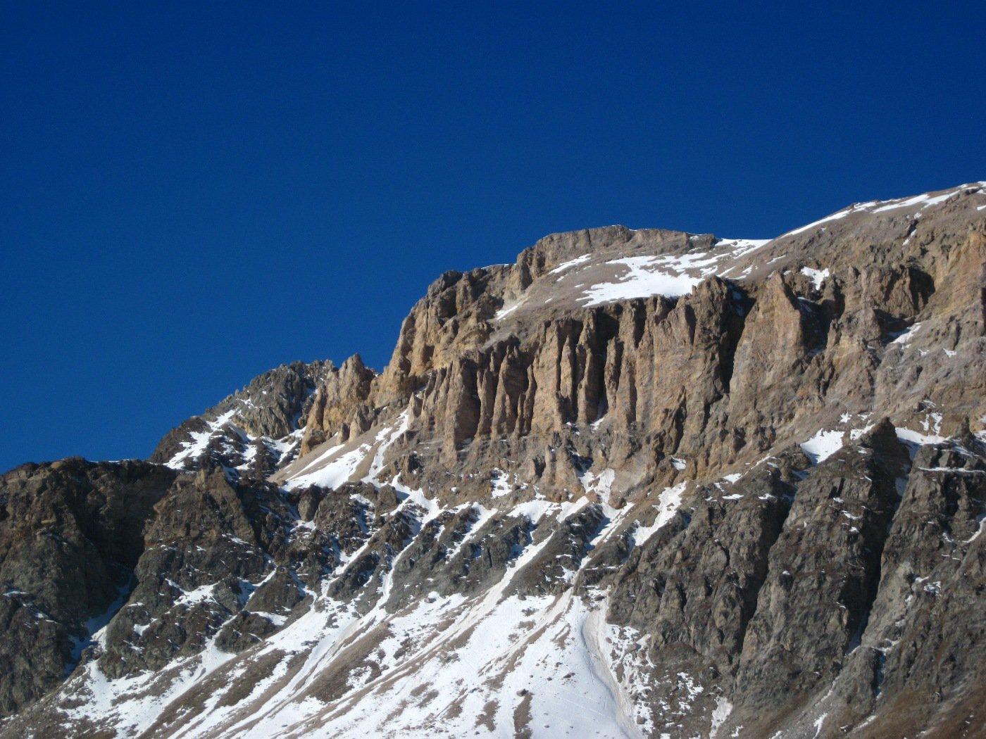 Belle formazioni calcaree