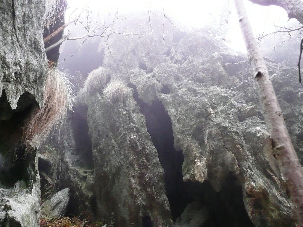 Rocce cavernose