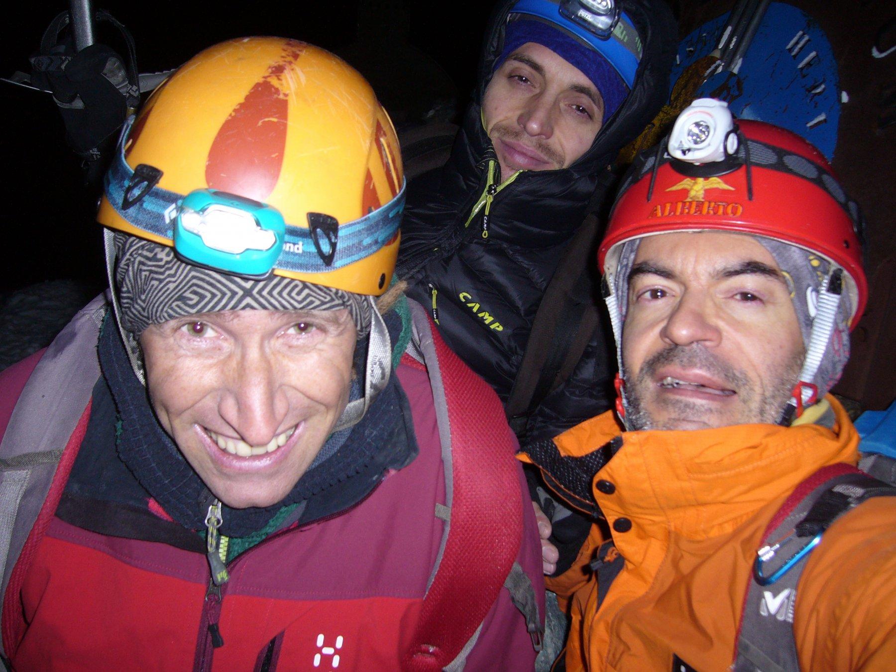 Alberto, Andrea ed Enrico