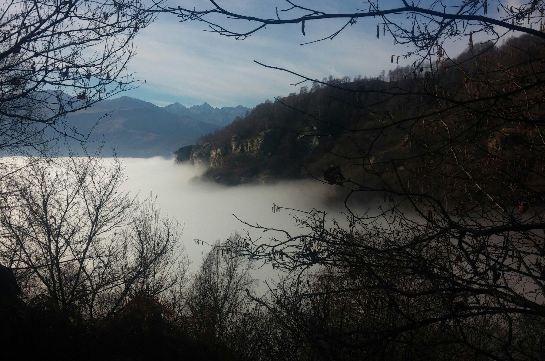 Finalmente fuori dalla nebbia