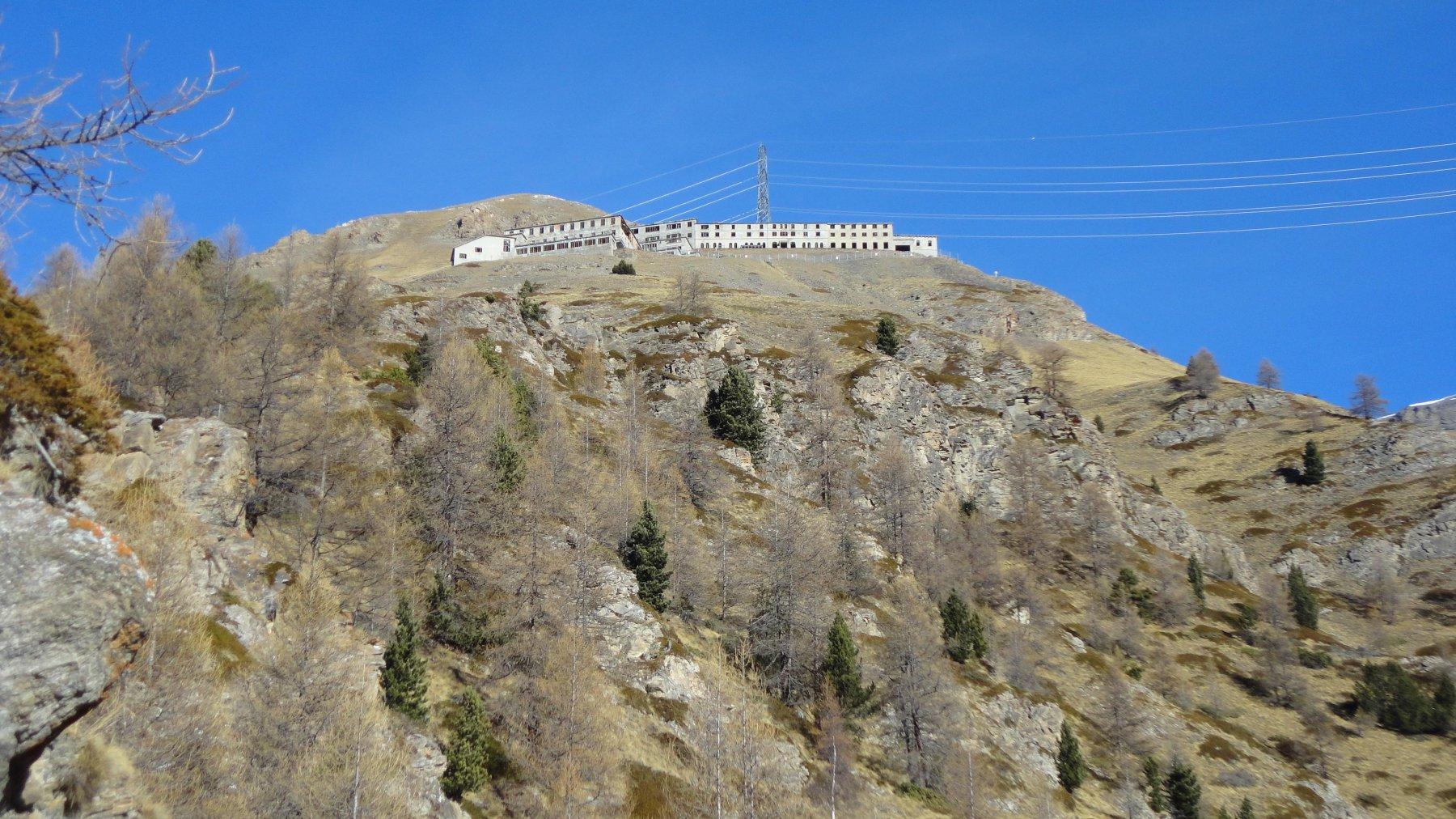 Colonna (Miniere di) da Montroz 2016-01-01