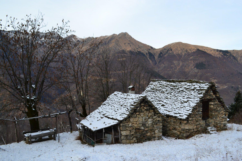 baite all'Alpe Cresta