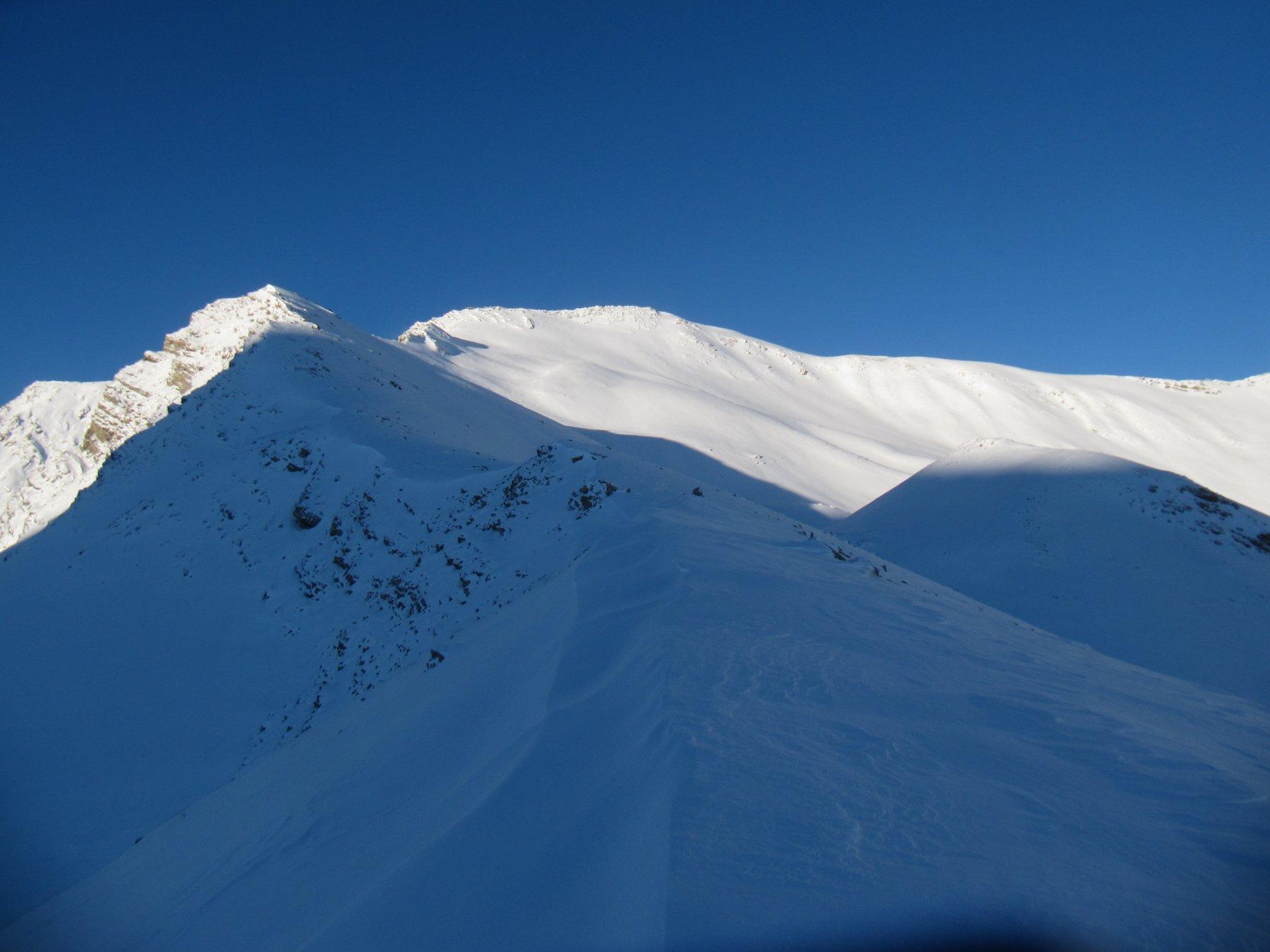 La Montagne du Parpaillon ancora da tracciare