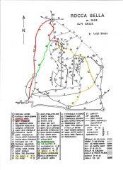 Mappa by Bosio (sentieri Amici 1-2)