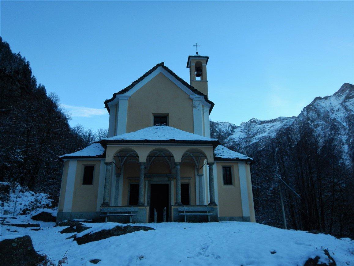 La Chiesa della Madonna dell' Oro