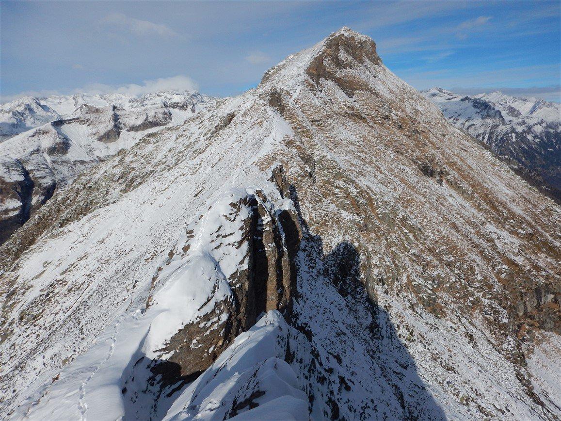 Monte Gorio dalla Loccia del Robbi