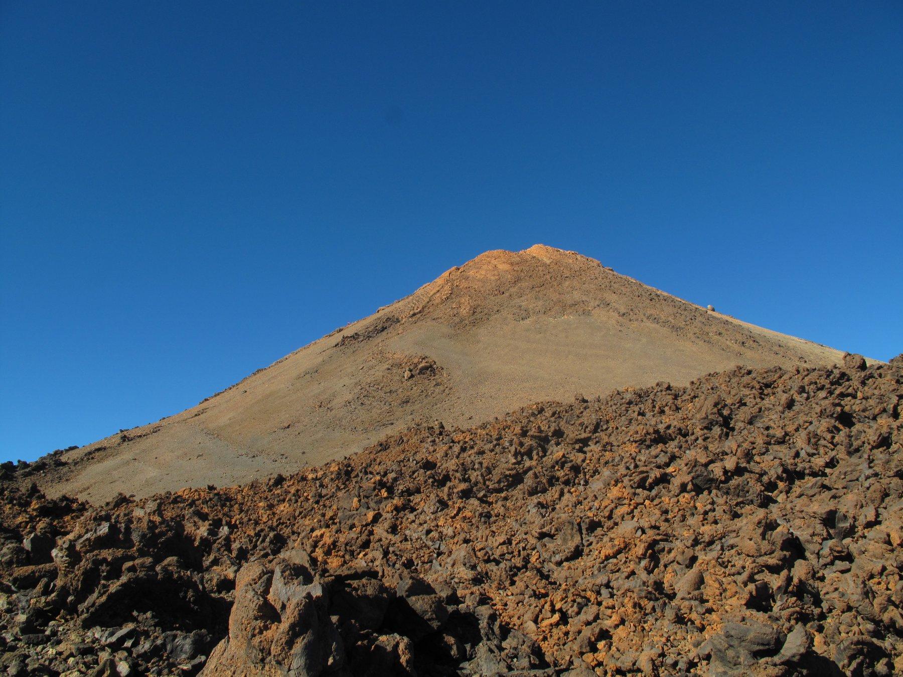 Teide (Pico de) Via Normale da Montaña Blanca 2016-01-06