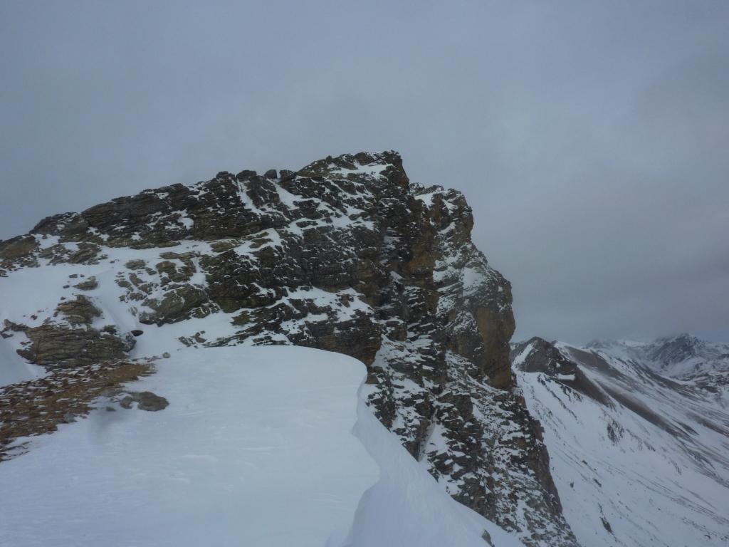 ultimo ostacolo prima della cima