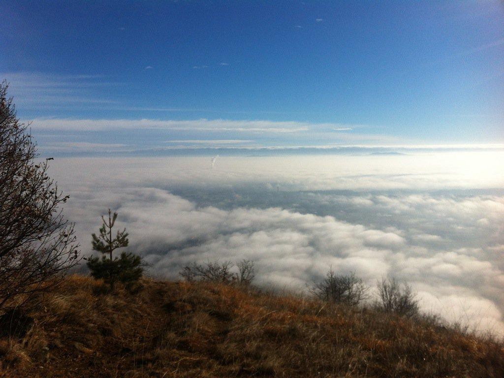Torino sotto le nuvole