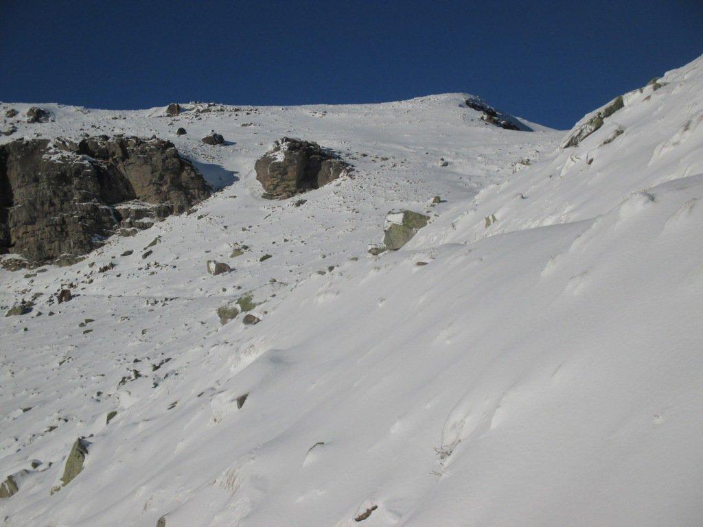 Colombine (Monte) e Monte Crestoso da Memmo 2016-01-16