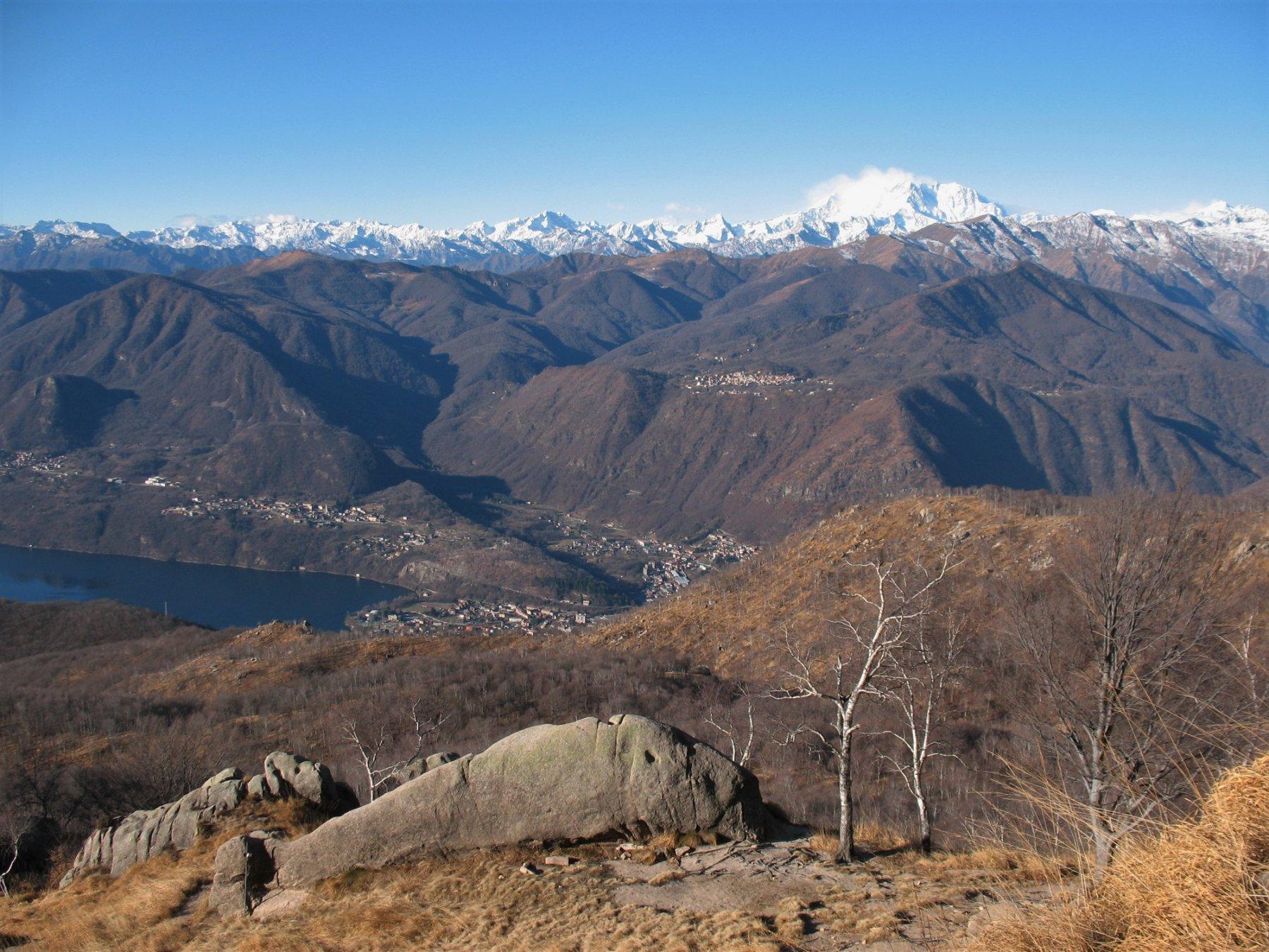 Balena, Lago d'Orta e Monte Rosa