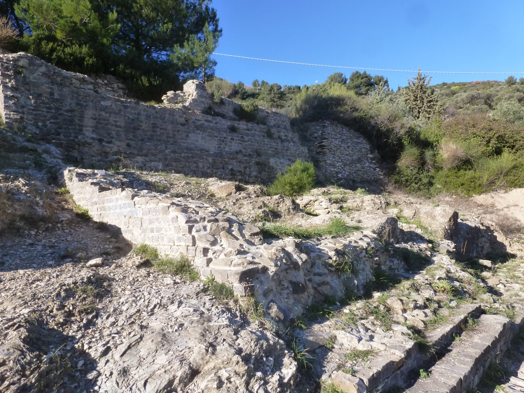 antiche tombe romane