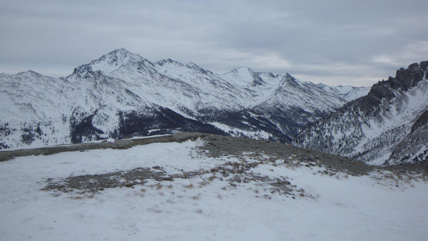 Desolazione in Valle Argentera...