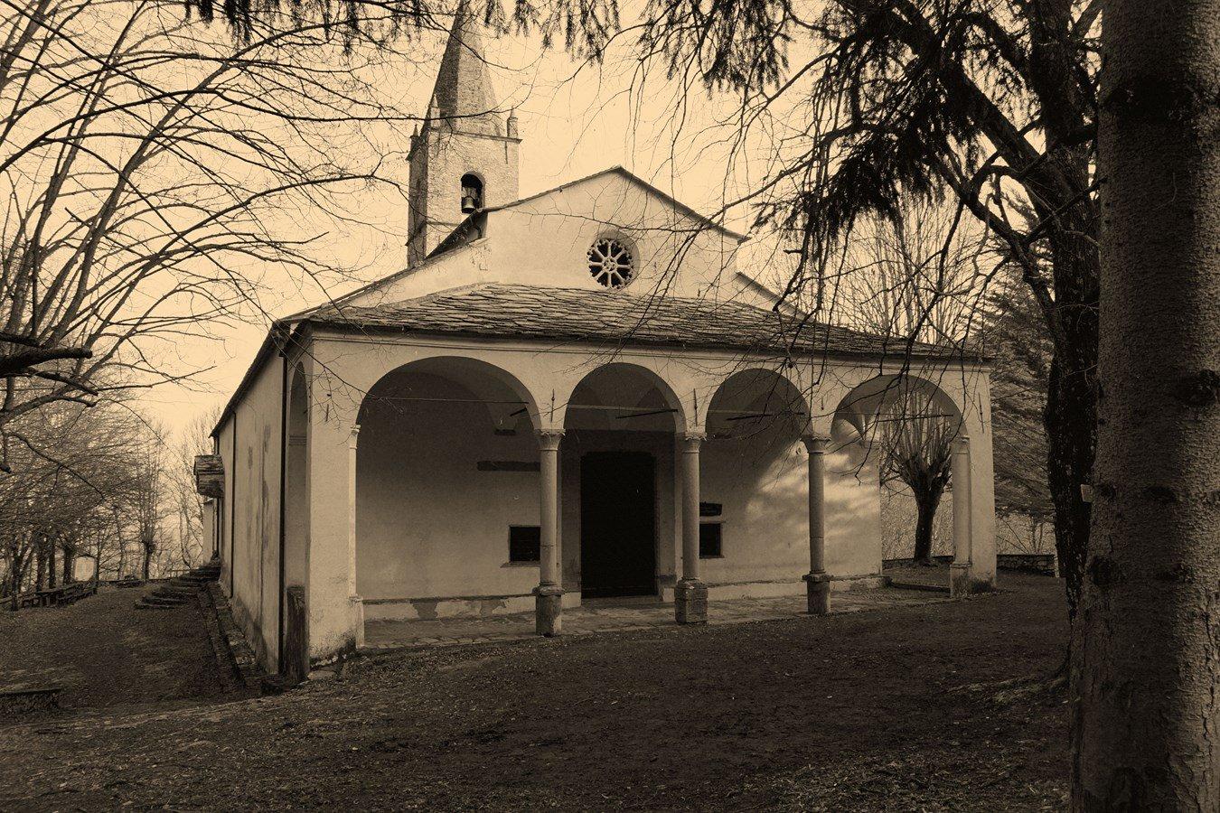 il Santuario della Madonna Bambina