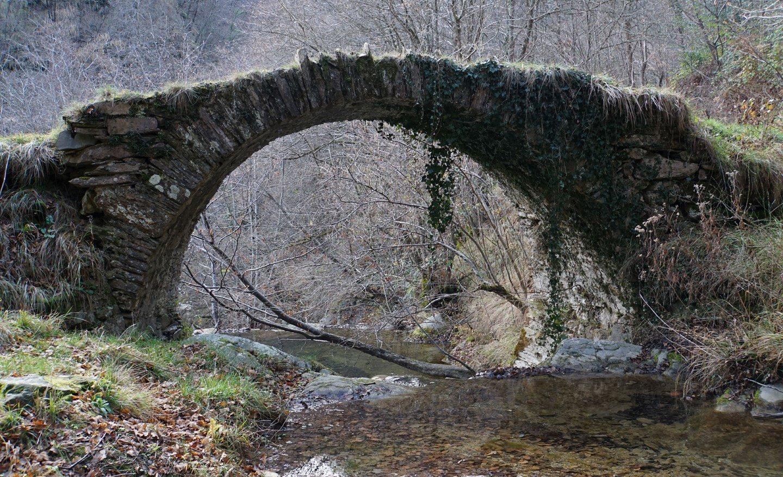 il bellissimo ponte romano