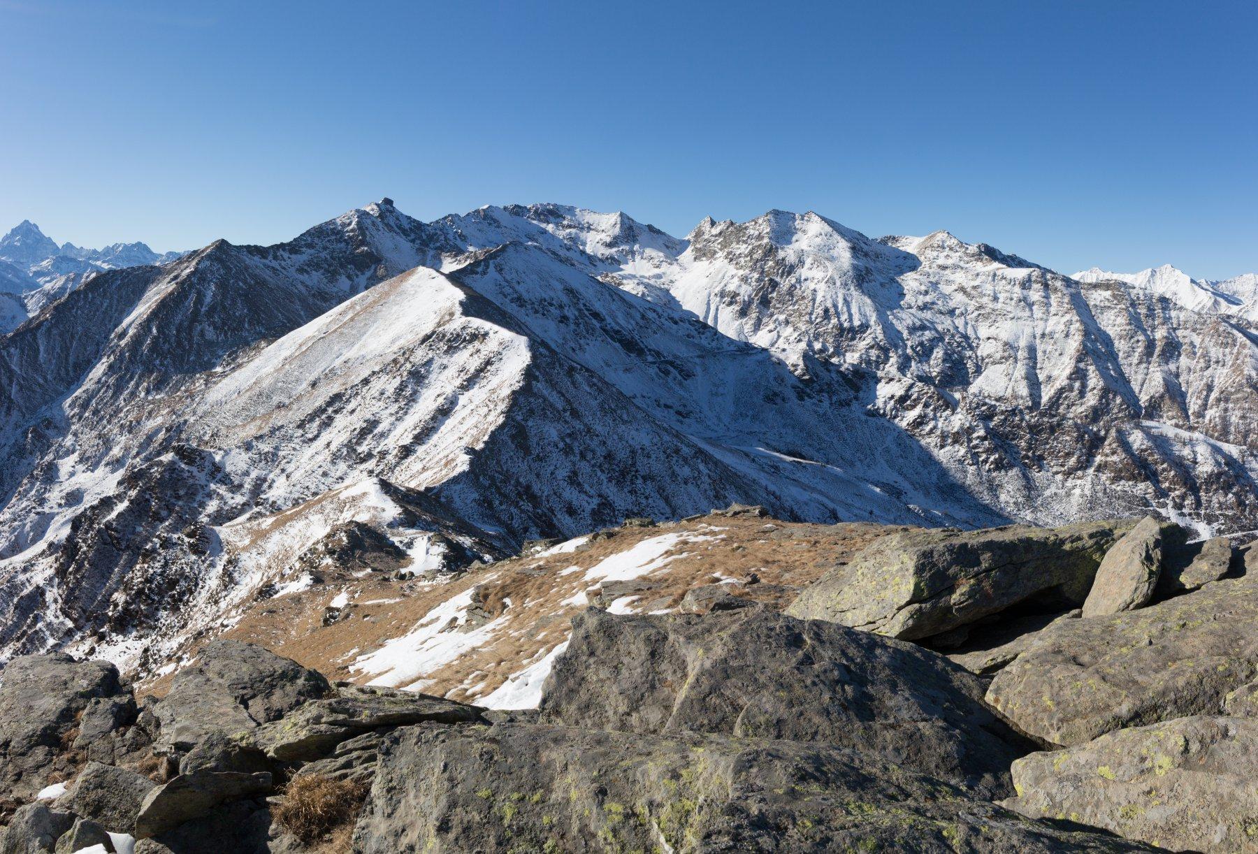 Che meraviglia verso la Val Pellice