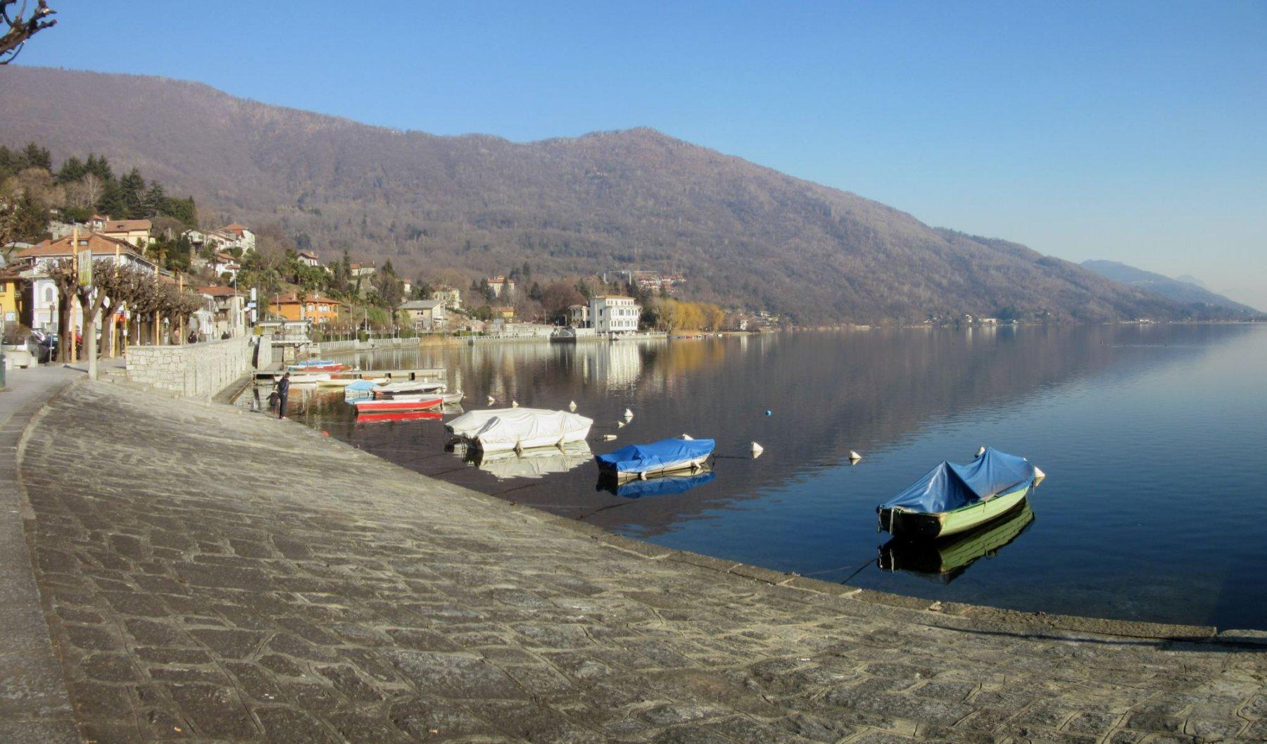 Orfano (Monte) da Mergozzo, anello per laLinea Cadorna 2016-01-23