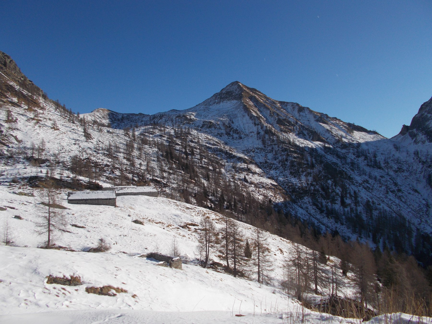Il Ruggia dall'Alpe i Motti..