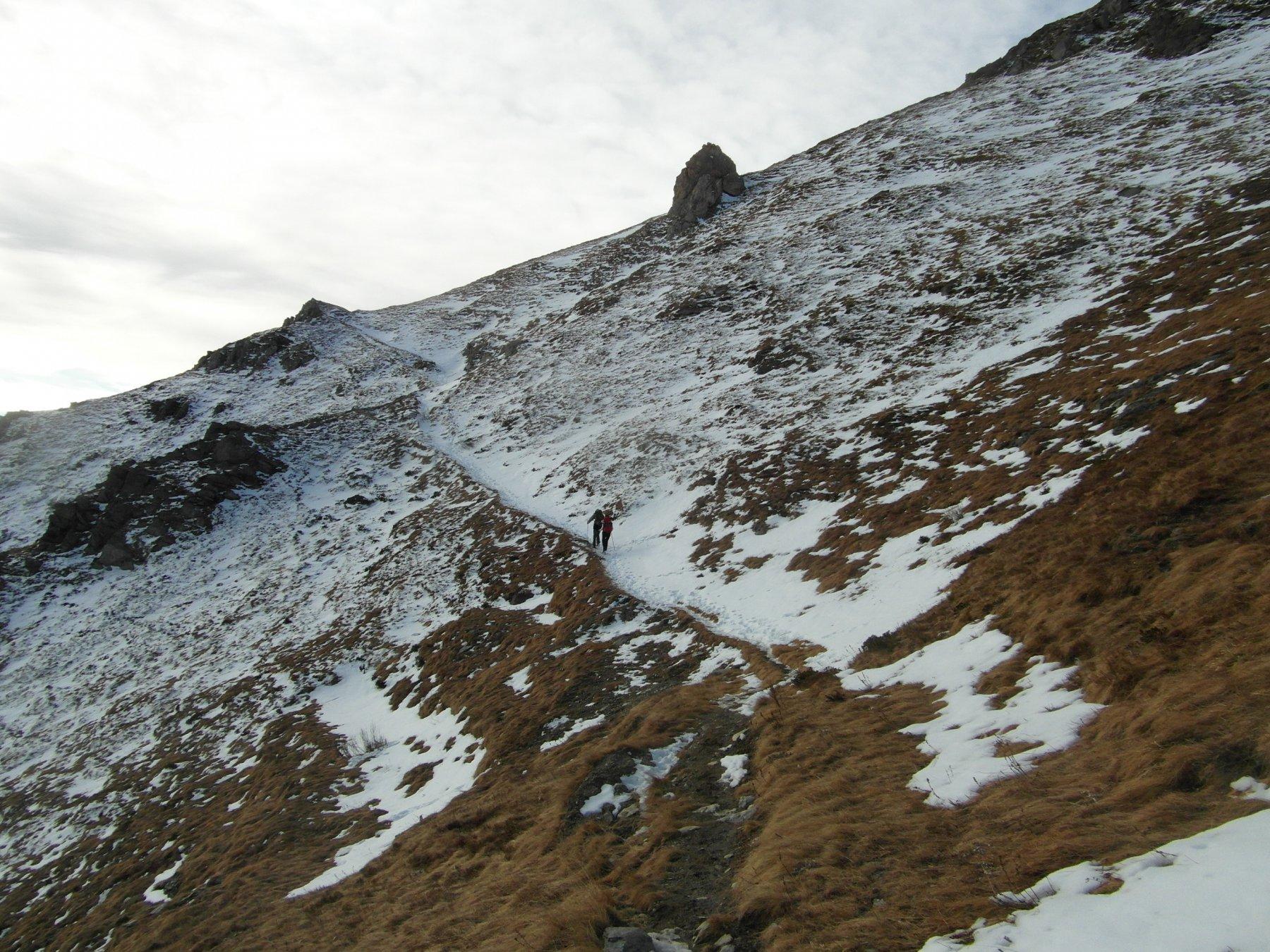 traverso prima della Madonna Alpina.