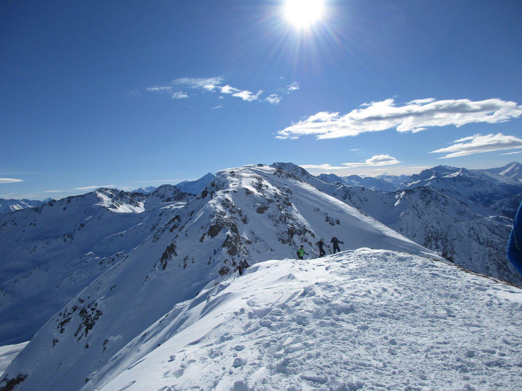Flassin cima alpinistica