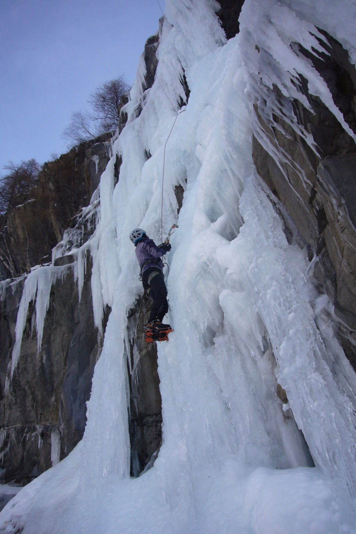 Ice polalypse