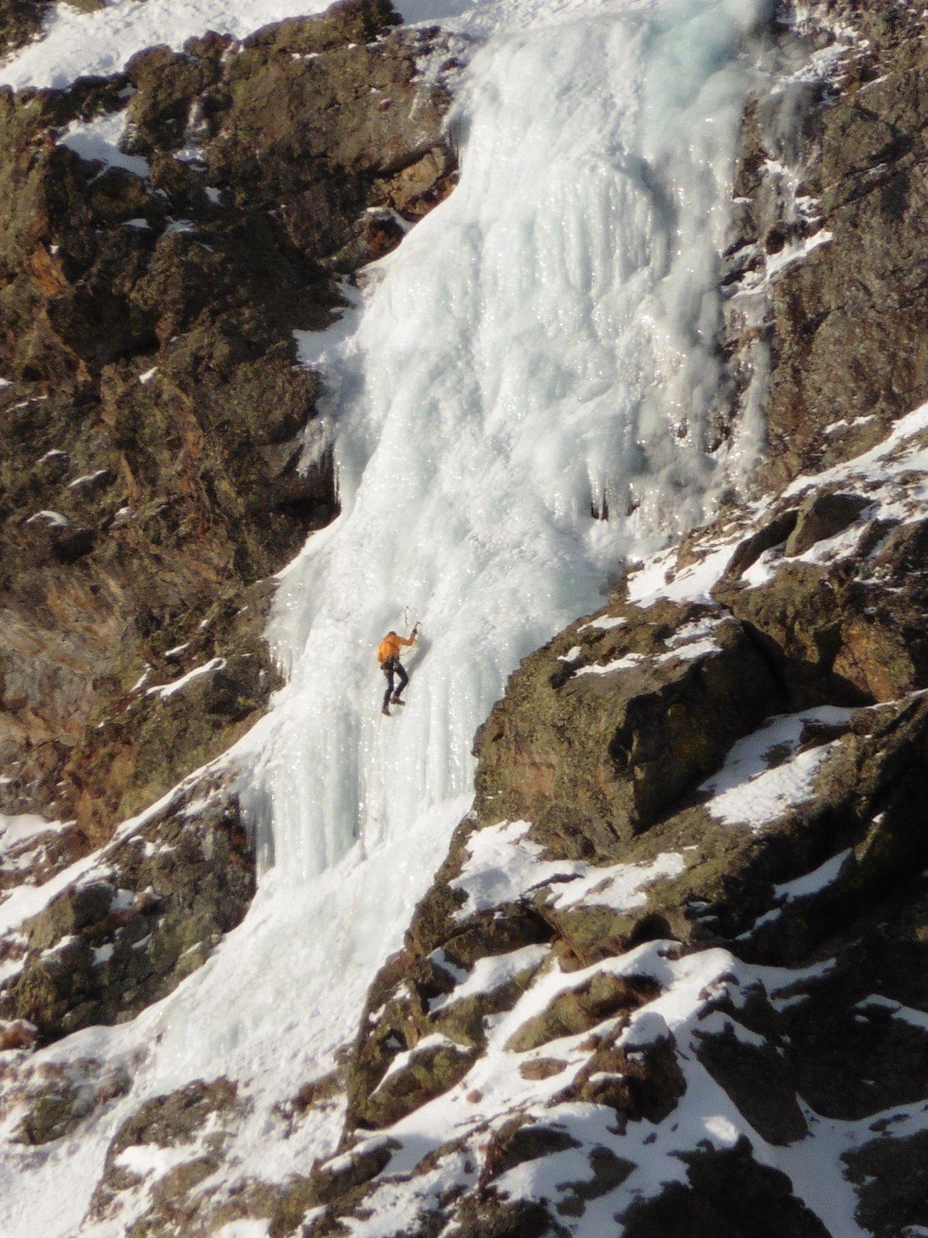 cordata sopra il cascatone oggi